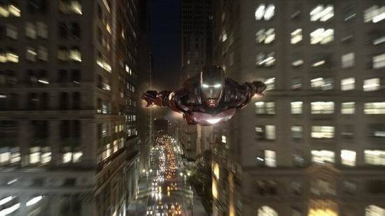 美国研制现实版钢铁侠战衣 宇航员可从太空跳回地球 6 高清图片